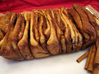 Cinnamon Brown Sugar uit elkaar trekken Brood | rumbly in mijn Tumbly
