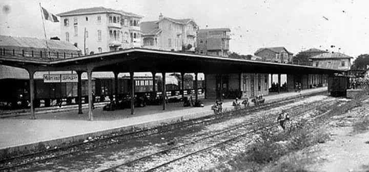 Eski Bakırköy tren istasyonu  #birzamanlar #istanlook #nostalji