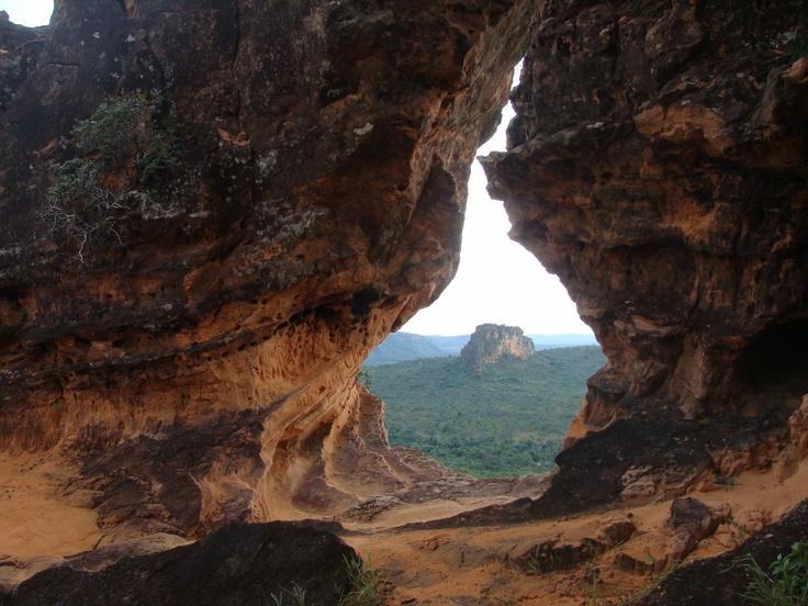 Portal - Chapada das Mesas / Maranhão