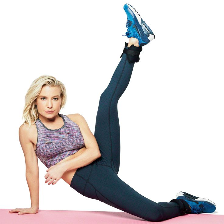 Follow these five moves from Tracy Anderson to get your legs slim, toned, and super sexy. | Health.com