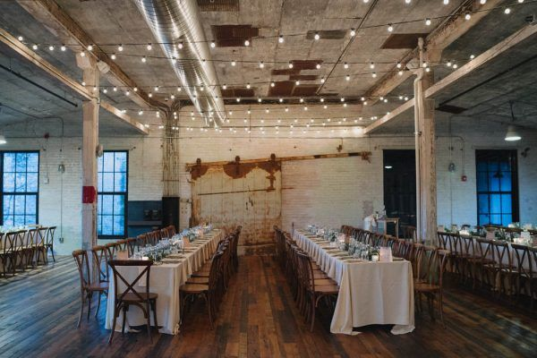 This Michigan Wedding at Journeyman Distillery is Sentimental with a Twist