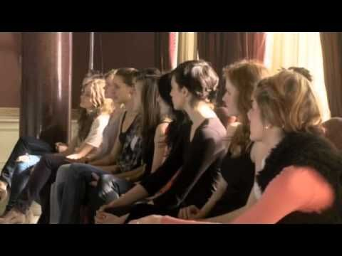 The Model Scouts, Ep 2. Part 2 - *New/Old* Video of Cait on The Model Scouts!