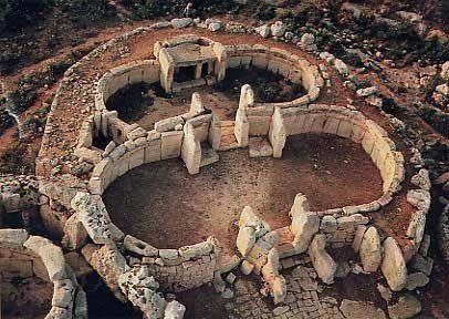 Malta To też starożytna kultura i baaardzo tajemnicza historia związana z ...
