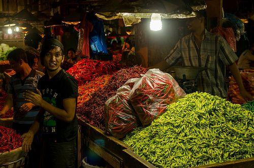 Pasar Keputran - Surabaya