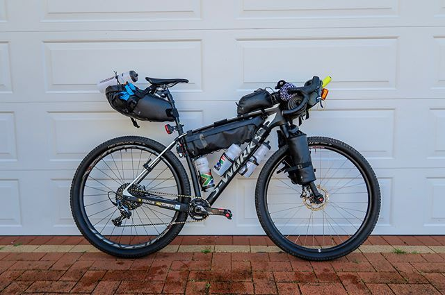 Home for the next two weeks.  @racetotherock starts tomorrow. This incredible adventure into the unknown begins at 6:22am Perth time and will go on for +-2 weeks from there for most of us. You can track all of our progress at this link: https://racetotherock2017.maprogress.com. I hope that we can provide an escape and some entertainment for those who choose to dot watch, slow entertainment but still.  As always this is for @qhubeka and the goal is to raise Bicycles for those who need them…