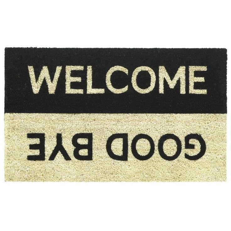 paillasson rigolo tapisnet coton beige clair x cm with paillasson rigolo great rohoka hamat. Black Bedroom Furniture Sets. Home Design Ideas