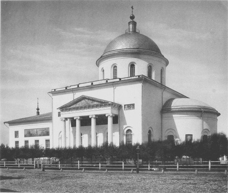 Храм «Большое Вознесение» Найденов Н.А. (1834-1905), CC BY-SA 3.0