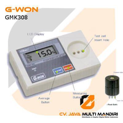 Pengukur Kadar Air G-WON GMK308
