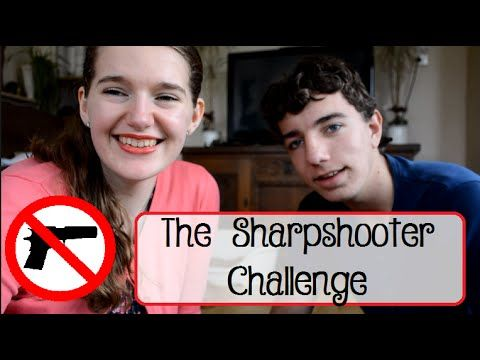 PUT THOSE LEGS IN THE AIR! - The Sharpshooter Challenge - YouTube