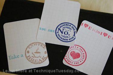 PChome Online 商店街 - 好心藝 - Technique Tuesday (TT) CBreS 水晶章 Coffee Break Seal (特價)