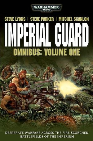 Eventually, once I get through a stack of other books I have on my plate, I am going to go back and read some other tales in the Warhammer 40K universe.  I read the 3 books in this omnibus and they were awesome!  I have many other different Warhammer omnibuses standing by to read when I get around to them.