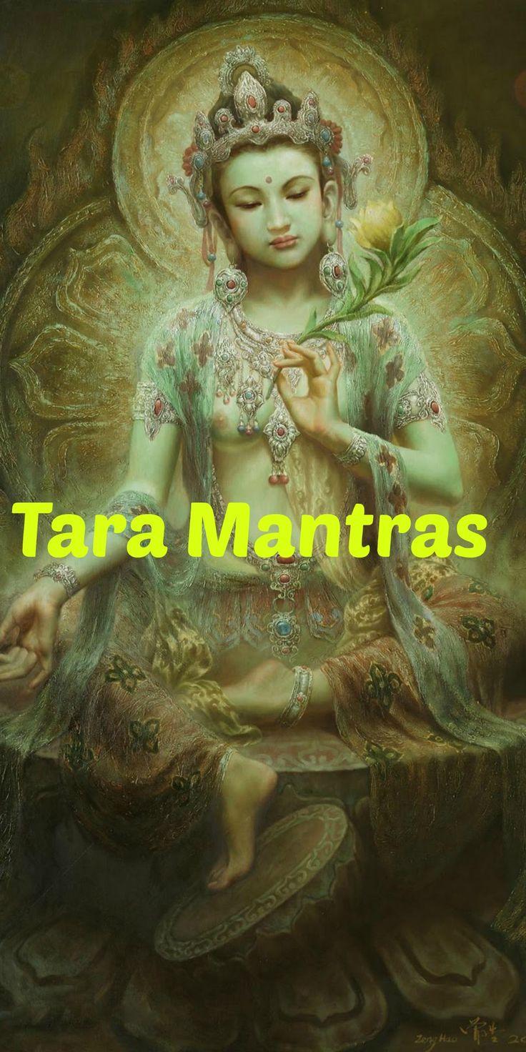 White, Yellow, Blue, Red, and Green Tara Mantras – Lyrics, Meaning & Benefits