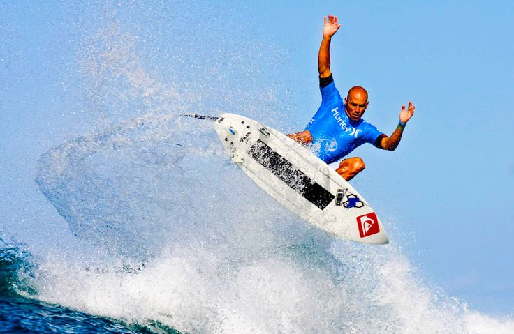 Kelly Slater ripping