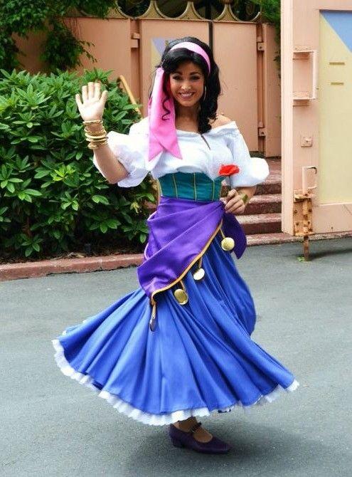 34 best images about Disney Princess: Esmeralda on Pinterest |Diy Esmeralda Costume