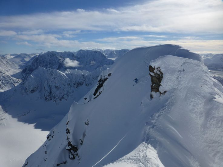 Fantastic spring skiing in the Lyngenalps! Check out www.visit-lyngenfjord.com and come up to the magic in the Northern Norway. The nights are bright and the skiing is still amazing. Welcome!