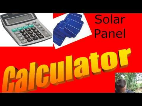 Check out this post about Solar Panels we just posted at http://greenenergy.solar-san-antonio.com/solar-energy/solar-panels/solar-panel-calculator-how-to-calculate-your-solar-panel-needs/