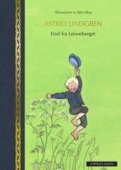 Emil fra Lønneberget av Astrid Lindgren (Innbundet)