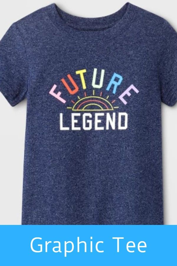 f6a3ef806 This Future Legend Short-Sleeve T-Shirt from Cat & Jack™ is a great way for  your little phenom to look his best while trying his hardest to make his  own ...