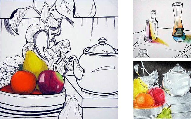 How to Draw & Paint Faster: 15 tips for High School Art Students