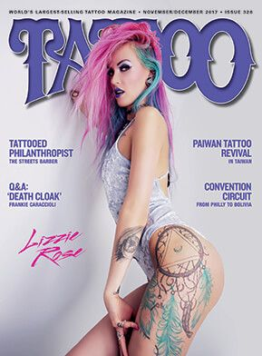 Tattoo Magazine Hairstyles Pinterest Tattoo