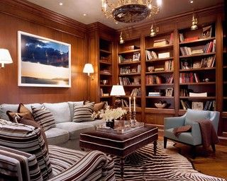 Seacliff Southern - traditional - family room - san francisco - by Kendall Wilkinson Design