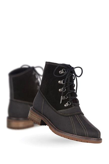 Image of EMU Australia Utah Lace-Up Australian Merino Wool Lined Boot. nord rack 89