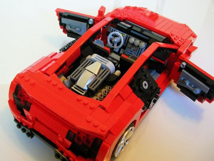 legos photo gallery | Abu-Jaber Lego Cars Photo Gallery - Autoblog