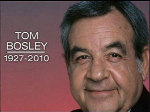 Tom Bosley's Death announced on the news (NBC - Matt Lauer - 10/19/2010)