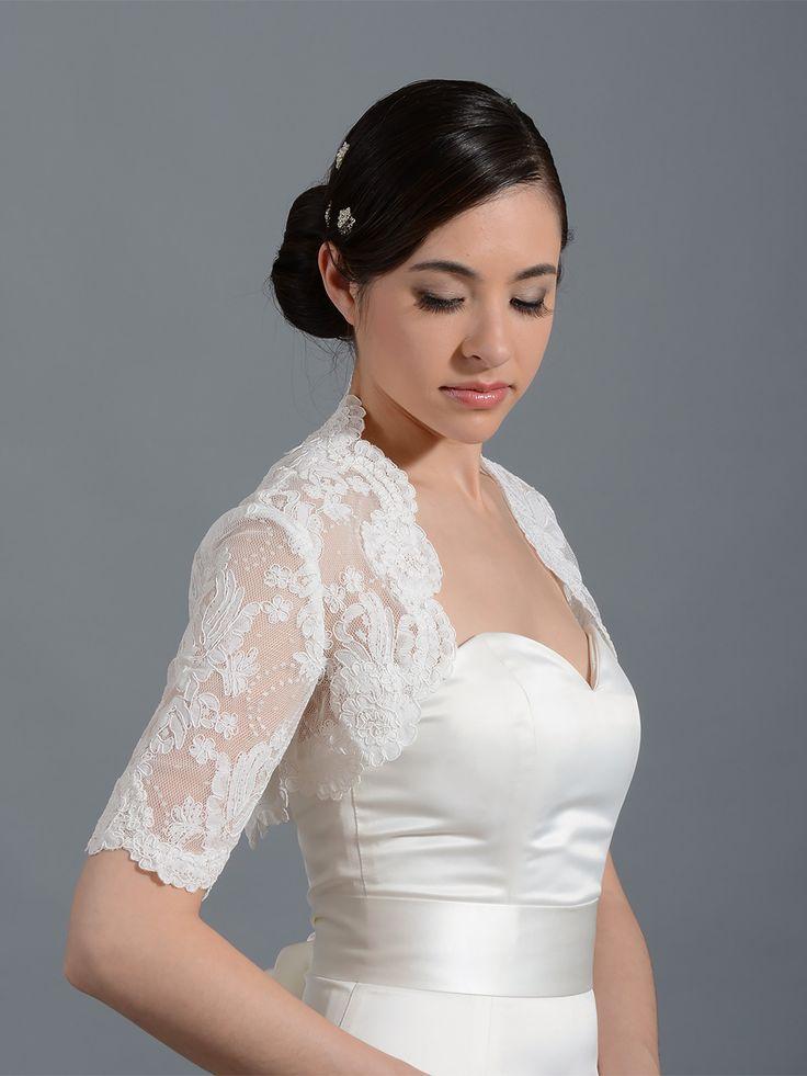 14 best wedding dress jacket images on pinterest boleros wedding bolero and bridal bolero. Black Bedroom Furniture Sets. Home Design Ideas