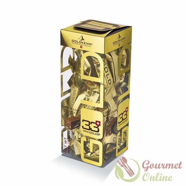 Bomboane de ciocolata Goldkenn