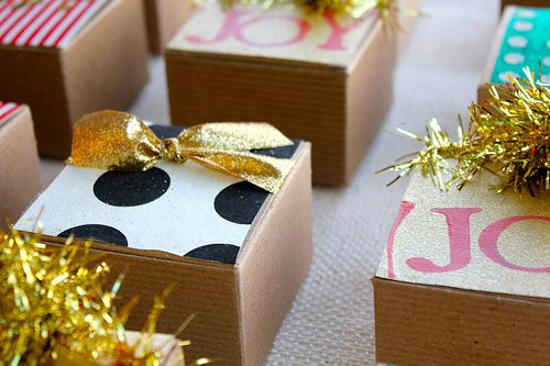 advent calendars made from burlap covered boards, mini craft boxes and a whole lot of embellishments