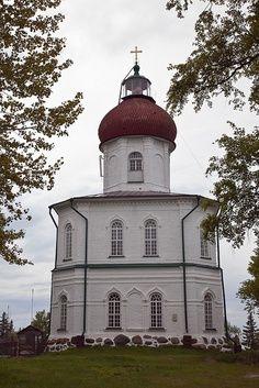Solovki Lighthouse Russia