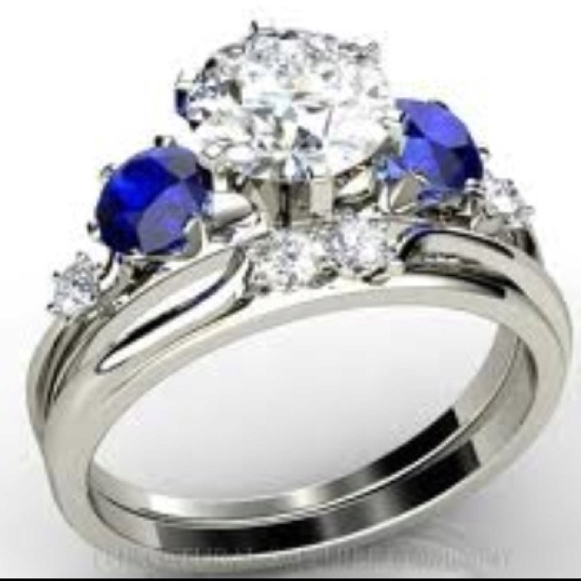 beautiful sapphire ring september birthstone