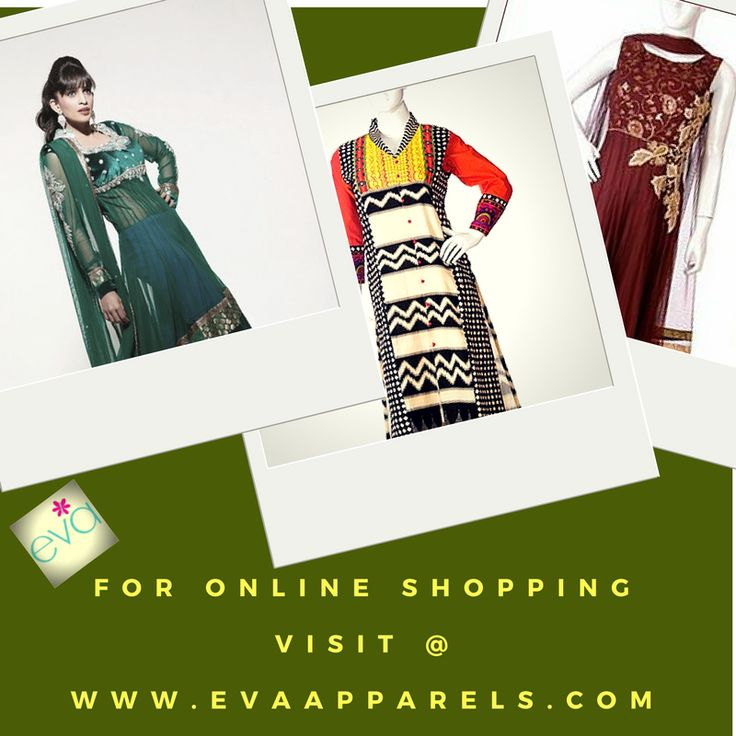 for online shopping visit @ www.evaapparels.com