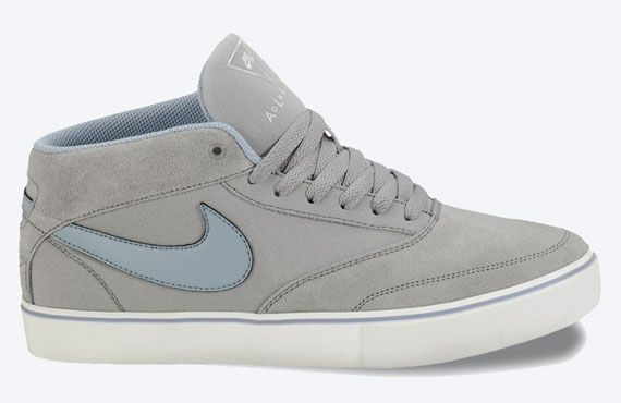 Nike SB Omar Salazar LR - Medium Grey/Work Blue