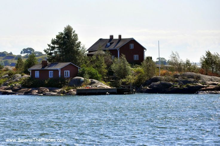 Holiday cottage in the Helsinki archipelago