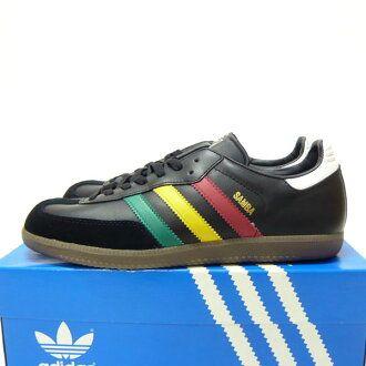 adidas adidas SAMBA Samba Rasta color BLACK TWILIGHT