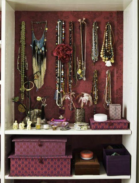 EN MI ESPACIO VITAL: Muebles Recuperados y Decoración Vintage: Un vestidor de ensueño { A dream dressing room }