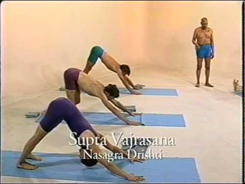 ▶ Ashtanga Yoga Intermediate Series with Sri K. Pattabhi Jois - YouTube