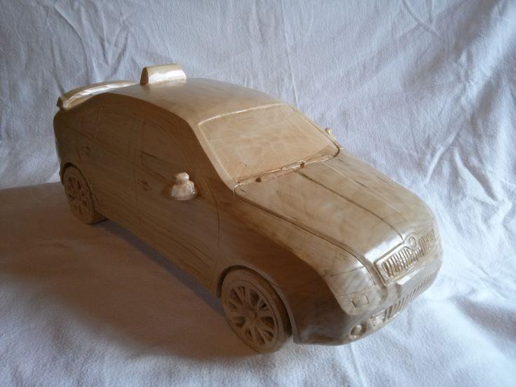 Car - skoda octavia RS