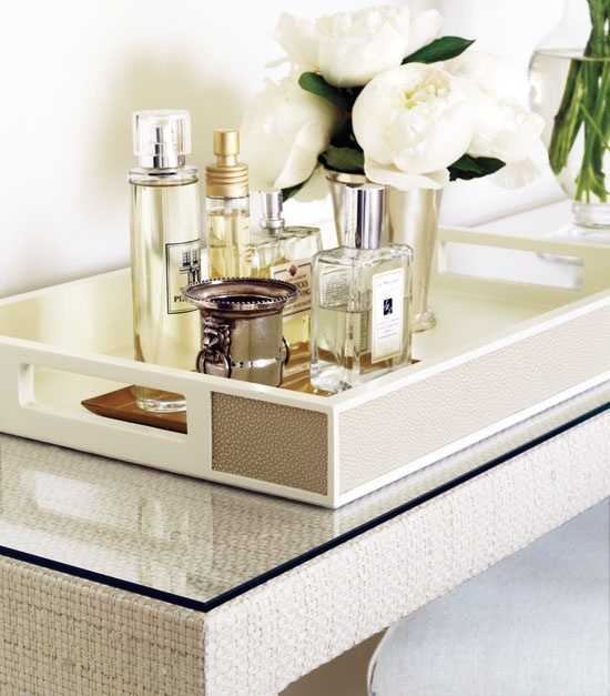 trays can be used to display your perfumes bathroom accessories perfume