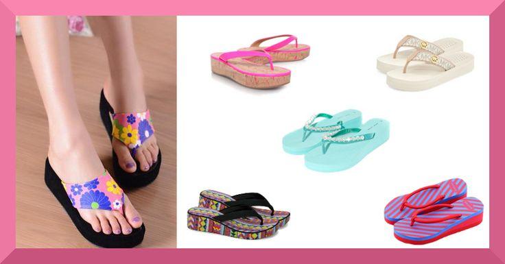Ultimele tendinte in modelele de flip-flops pentru vara. #flipflops #pantofi #accesorii #stil #moda #sandale