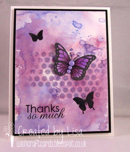 Jane's Doodles Butterflies
