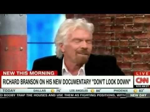 MOGUL RICHARD BRANSON ON TRUMP'S HISTORIC WIN ON CNN Breaking News