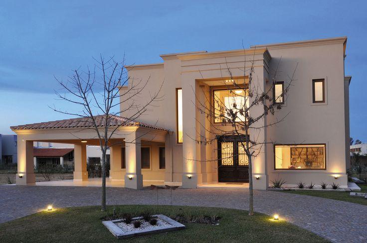 Galeria Fotos - Arquitecto Daniel Tarrío y Asociados - Casa estílo clásico moderno - PortaldeArquitectos.com