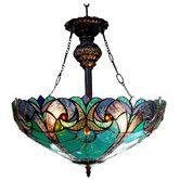 Found it at Wayfair - Chloe Lighting Victorian 2 Light Liaison Inverted Ceiling Pendant