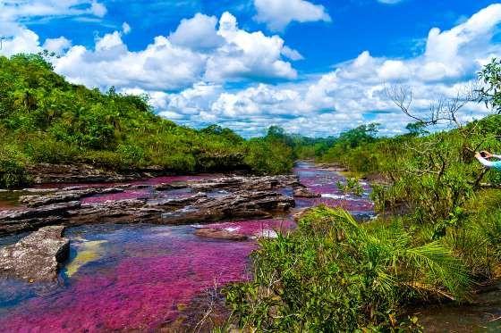 Este río destaca por la riqueza visual que puedes conseguir producto de la vegetación que adorna sus... - Getty Images