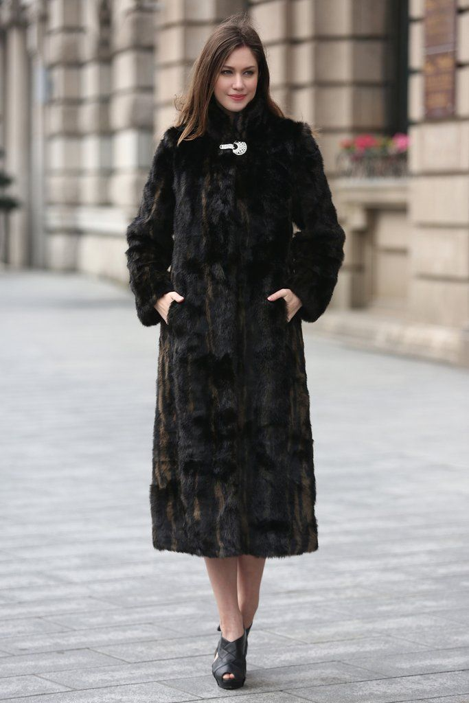 50 best Luxury Faux Fur Coats || AdelaQueen images on Pinterest ...