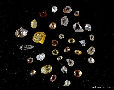Crater of Diamonds State Park - Arkansas - The only diamond mine in the world where you can search and keep what you find.