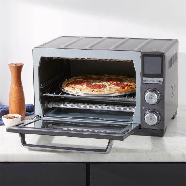 Calphalon Quartz Heat Countertop Oven Reviews Crate And Barrel